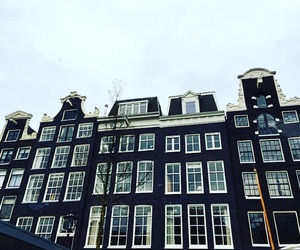 am, amsterdam, and house image