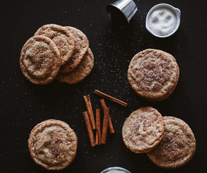 biscuit, sweet, and Cookies image