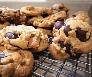 Cookies, food, and chocolate image