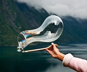 beautiful, big, and bubbles image