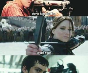 the hunger games and divergent image
