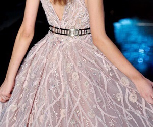 Couture, dress, and Zuhair Murad image