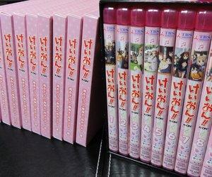 japanese, k-on, and manga image