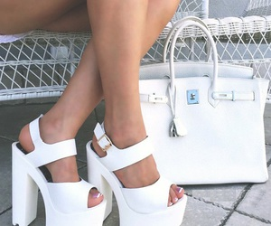 bag, classy, and nails image