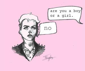 boy, gender, and pink image