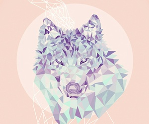 wallpaper and wolf image