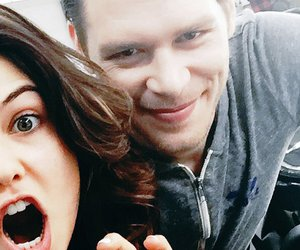 danielle campbell, The Originals, and joseph morgan image
