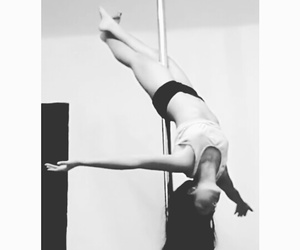asian, dance, and pole image