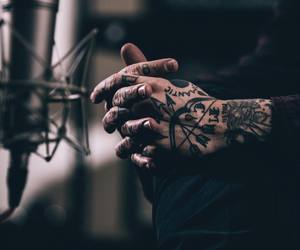 tattoo and frank iero image