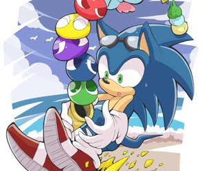 game, sonic, and Sonic the hedgehog image
