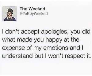 quotes, the weeknd, and yaboyweeknd image