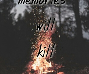 memories, memory, and quotes image