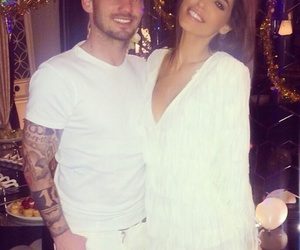 couple, sweet, and wesley sneijder image
