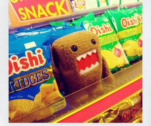 chips, domo, and cute image