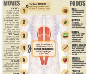 fitness and food image