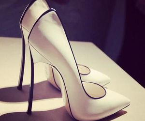 beautiful, heels, and chic image