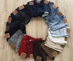 collection, goals, and jeans image