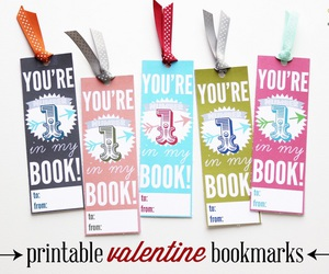 book, bookmark, and flirt image