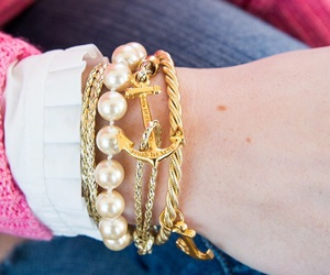 pearls, preppy, and kjp image