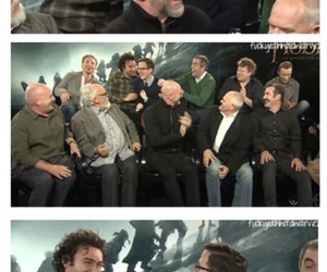bromance, dwarves, and ear image