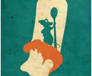 ratatouille and disney image