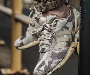 adidas and camouflage image