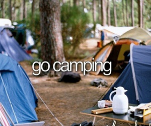 adventure, bucket, and camping image