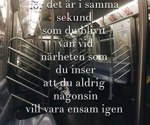 quote, texter, and kärlek image