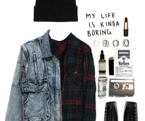 bad girl, grunge, and outfit image