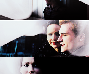 the hunger games, tribute, and catching fire image