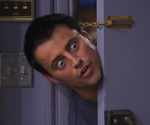 friends, funny, and Joey image