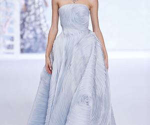 fashion, ralph & russo, and haute couture image