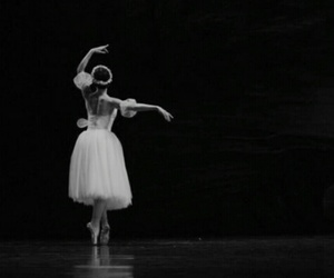 alone, amazing, and ballet image