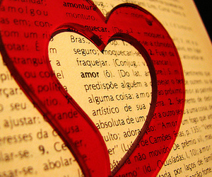 amor, love, and heart image