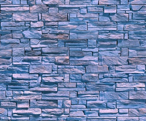 blue, bricks, and purple image