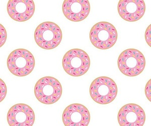 delicious, donuts, and emoticons image