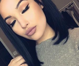 amanda ensing, makeup, and beauty image