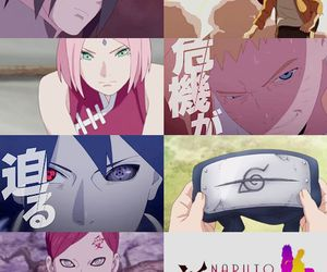 gaara, boruto, and boruto the movie image