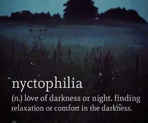 Darkness, night, and dark image