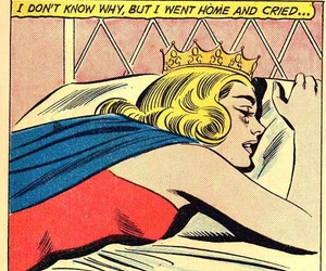 cry, comic, and pop art image