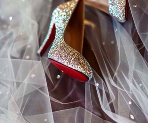 shoes, sparkle, and girly image