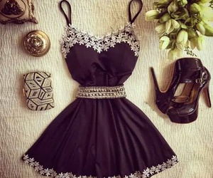 dress, style, and shoes image