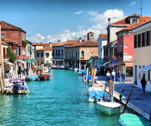 beautiful, summer, and venice image
