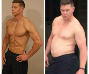 boys, fat, and fit image