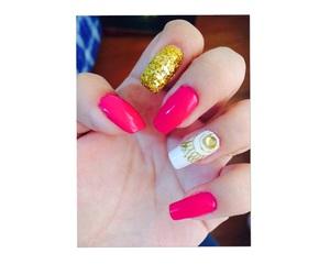nails, uñas, and nailsart image