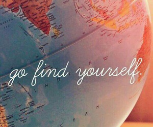 go, quotes, and travel image