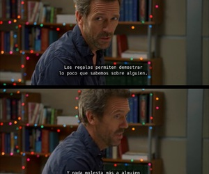 dr house, frases, and house image