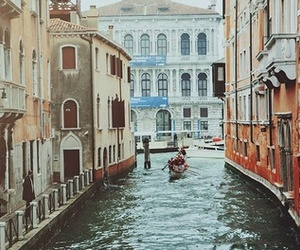 beutiful, italy, and venice image