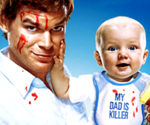 baby, dad, and Showtime image