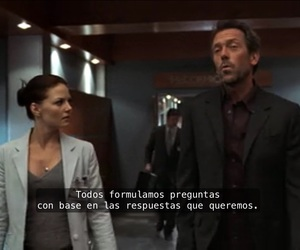 doctor, house, and quote image